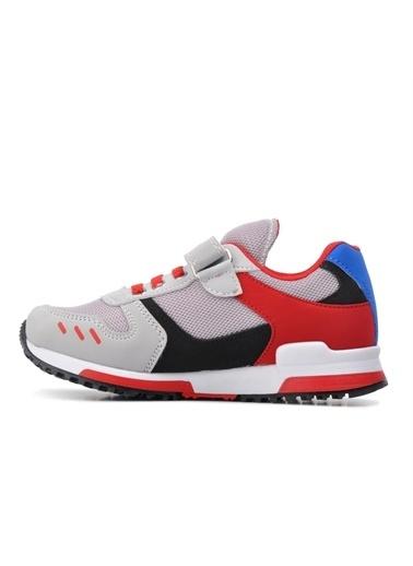 Slazenger Slazenger EDMOND Sneaker Çocuk Ayakkabı  Gri